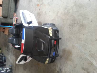 power wheels police car for sale - $115 (speegleville)