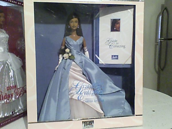Grand Entrance Barbie - $40 (Robinson)