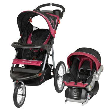 Baby Trend Jogging Expedition Travel System - $120 (Waco)