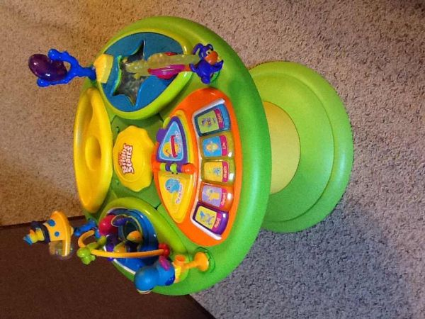 Bright Starts Activity Table for Babies Toddlers - $45 (Gatesville, TX)