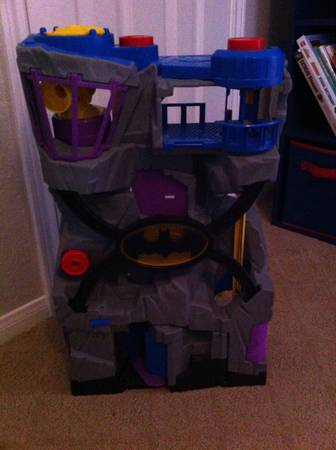 Fisher Price Imaginext Batcave Playset - $25 (Woodway)