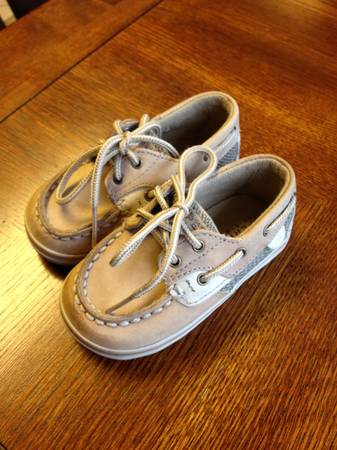 Toddler Boys Size 4 Shoes Crocs, Sperry, Gymboree - $30 (Waco)