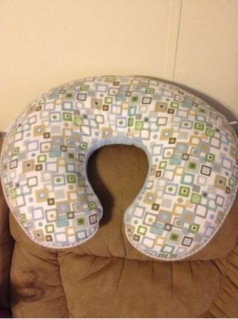 Boppy pillow and Infant Sling - $15 (Moody, TX)