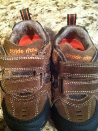 Stride rite toddler boy shoes - $15 (Waco)