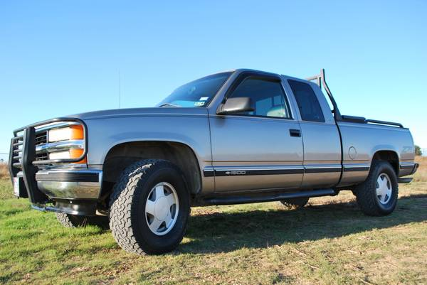 1998 Z71 Ex Cab New Jasper Crate Motor - $4200 (China Spring)