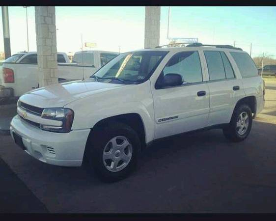 2002 Chevy Trailblazer - $5500 (Waco)