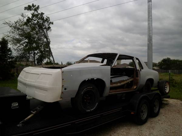 G- Body Regal, Cutlass, race car (Killeen TX)