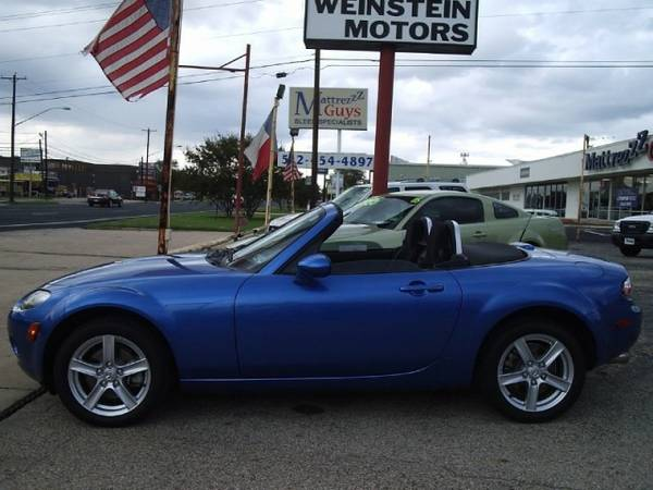 2006 Mazda MX-5 Miata 2door Convertible Grand Touring Automatic PRISTINE - $10495