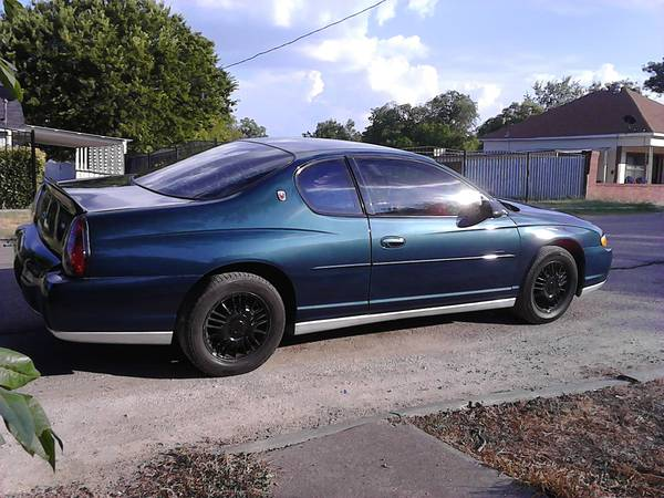 2000 chevy monte carlo with grille $2900 - $2600 (waco)