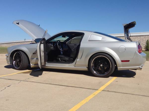 2005 Mustang GT Procharged - $16750 (Waco Texas)