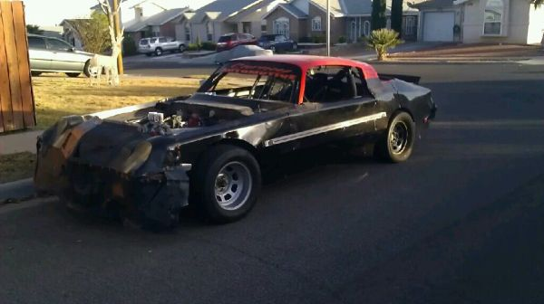paddy rush built street stock dirt track race car - $2500 (el paso texas)