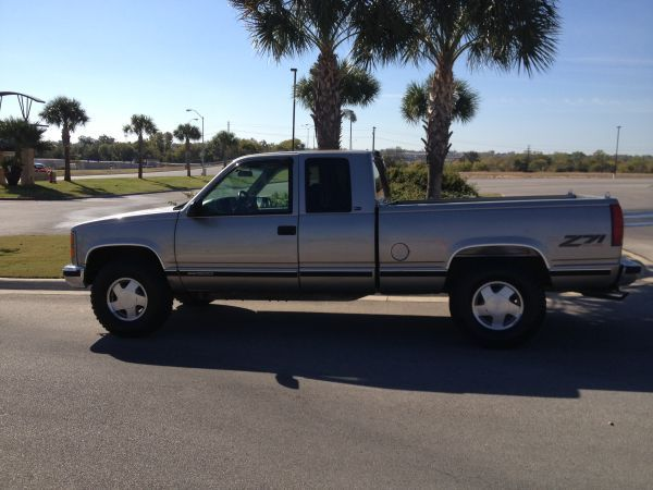 1998 GMC SIERRA Z71 FREE 90 DAY WARRANTY WE FINANCE - $5495 (CT AUTOS KILLEEN TX)
