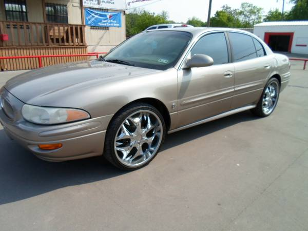2003 Buick LeSabre (The Car Barn )