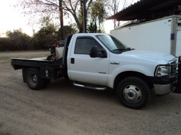 2006 Ford F350 4x4 Dually - $13500 (Seagoville)