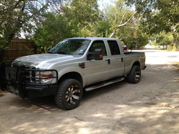 2008 Ford F250 loaded 6.4L - $19650 (Midlothian)
