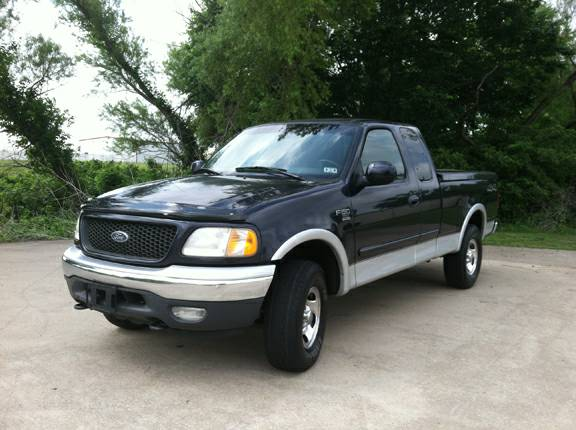2000 Ford F150 Truck Supercab - $5650