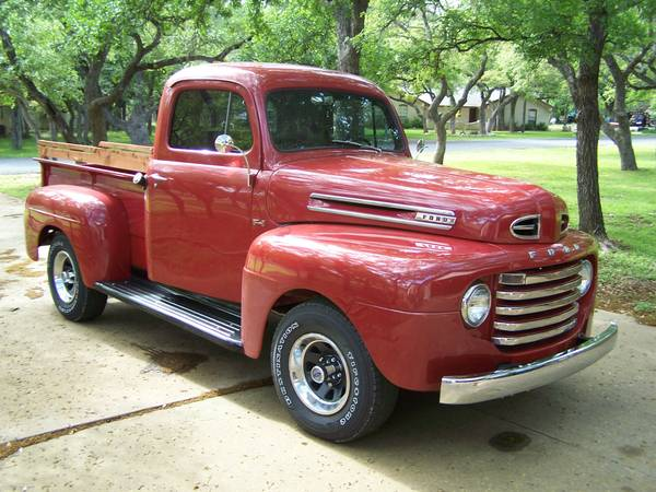 Ford Truck Classic 1950 - $16950 (Georgetown)