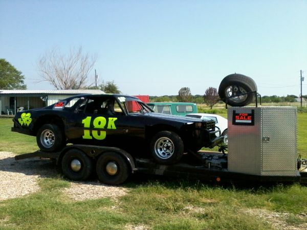 Dirt Track Race Car - $1500 (Waco)