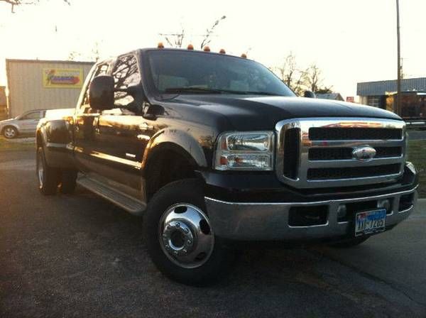2006 FORD F350 KING RANCH DUALLY 4X4 - $15950 (CALL OR TEXT 254-981-3547)