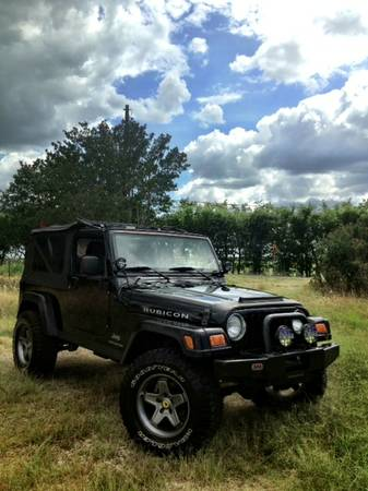 2005 Jeep Rubicon Unlimited - LWB - $18000 (Waco TX)