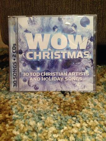WOW CHRISTMAS CD -   x0024 8  waco