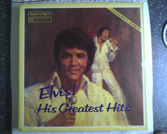 7-Vinyl LP ELVIS Collectors Edition Boxed Set Mint Condition - $22 (Waco)