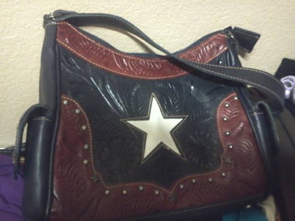 American West Purse - $30 (Crawford)