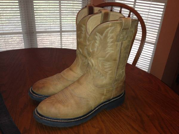 Mens Ariat Work Boot - $75 (Waco area)