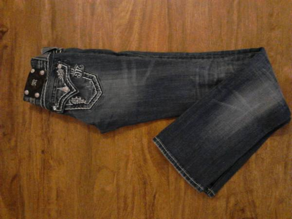 miss me jeans size 24 bootcut - $60 (waco)