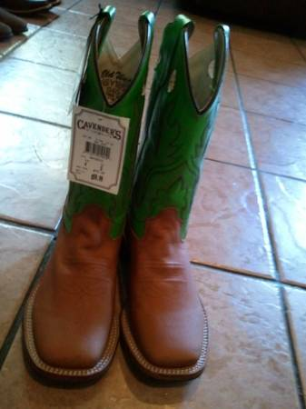 Cowboy boots for sale - $45 (Hewitt)