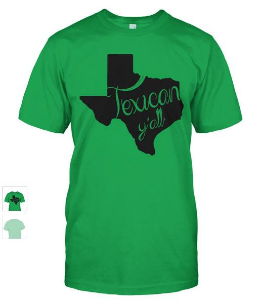 14  Texican T-Shirts
