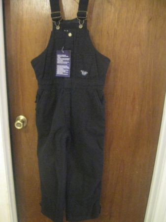 BRAND NEW Walls Blizzard Pruf Youth Insulated Bib Overall - Sz 1214 - $20 (Robinson)