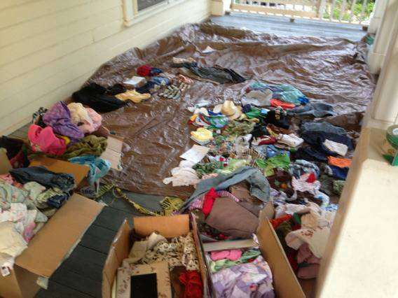 Huge lot of great kids clothes - $1 (Waco)