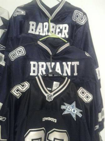 Dallas Cowboys Jerseys - $30 (Waco)