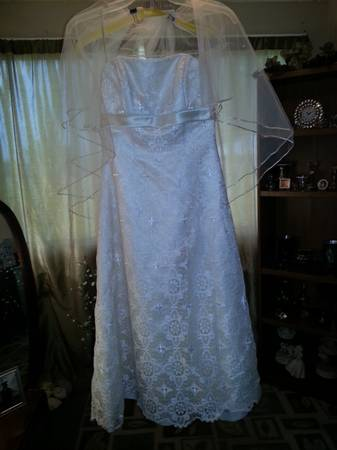 2 wedding dresses for sale - $100 (china spring)