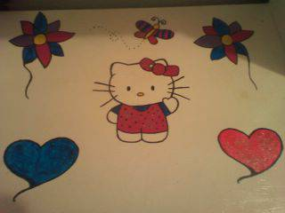 Hello Kitty Home Room decor -   x0024 4  n  waco