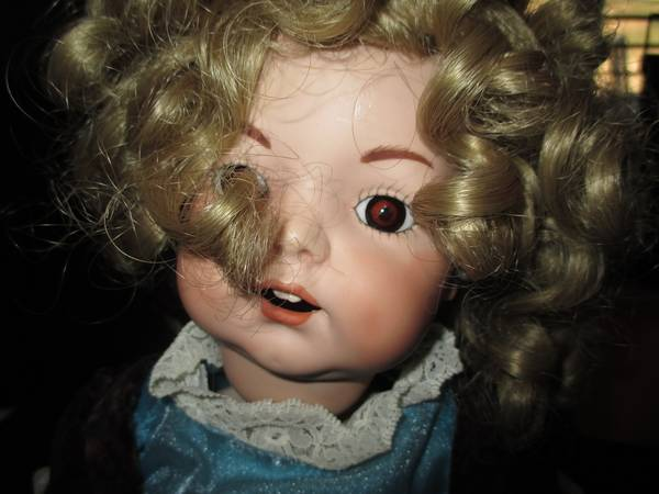 SIMON HALBIG K STAR R BISQUE HEAD 21  DOLL -   x0024 400  Penelope