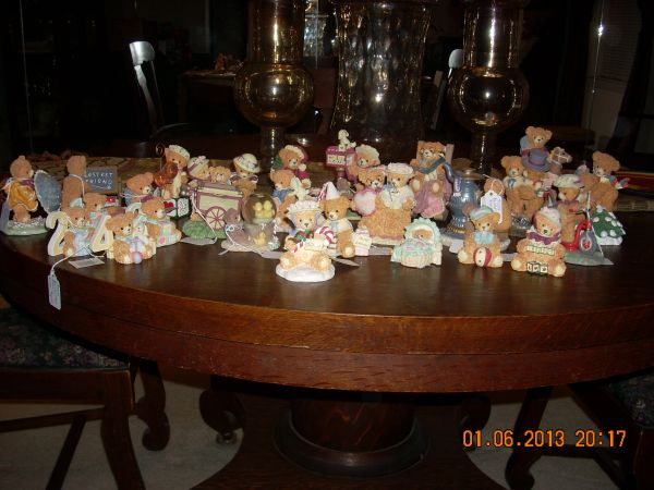 Bainbridge Bear Collection - $100 (Waco)