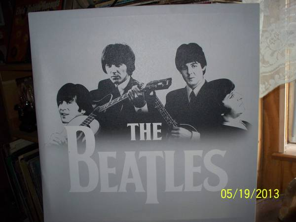 BEATLES PICTURE - $25 (whitney,Tx)