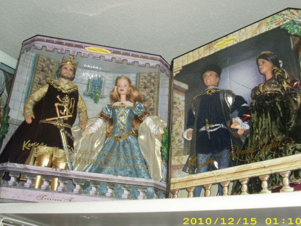 Barbie  Dolls Disney Collectibles - $250 (WacoTempleKilleen)