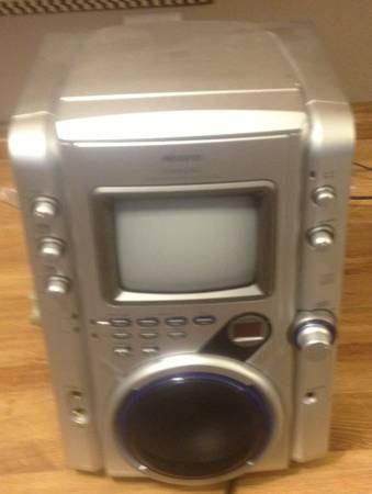 Memorex Karaoke Machine and Karaoke Cds  - $80 (Waco)