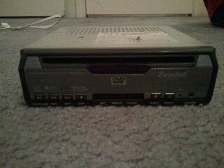 Farenheit DVD 37T MP3 car stereo - $70 (Texas State Technical College)