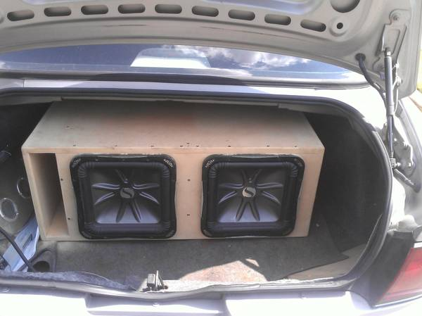 Pair of Kicker L7 12 2 ohm Solo Barics $250 o.b.o. - $250 (McGregor, Tx)