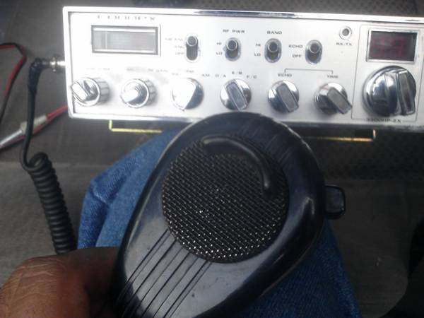 CONNEX AND GALAXY CB RADIOS - $1 (Waco)