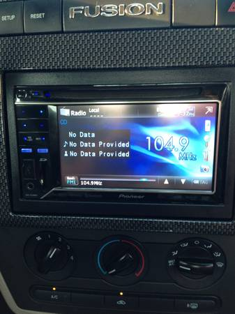 Pioneer touchscreen radio $300
