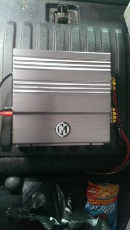 Memphis Audio,  and two 12 subs - $300 (China Spring)