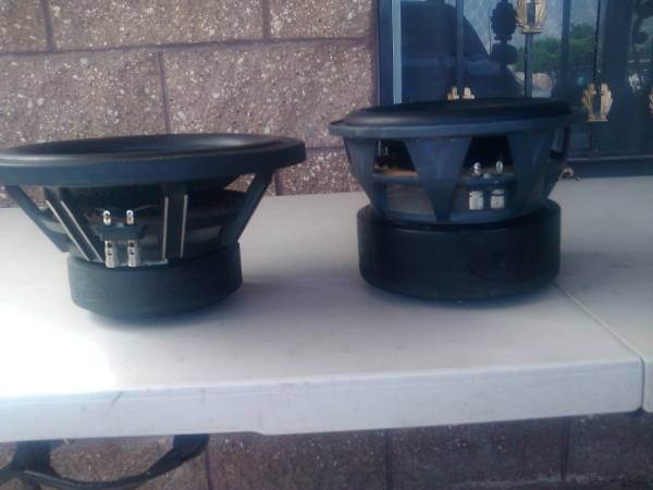 rockford fosgate punch POWER HX2 12 2000W - $100 (waco)