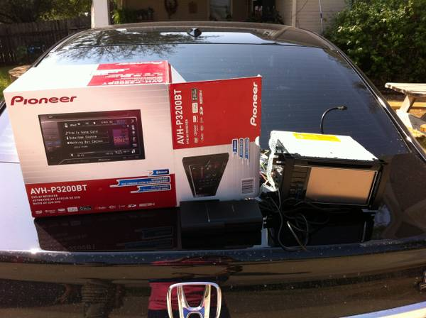 Pioneer Source Unit with Navigation - $200 (Gatesville, Texas)