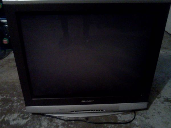 Sharp Flatscreen Tv 27 - $50 (Waco, Tx)