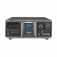 Sony CDP-CX355 CD changer - Black - $60 (Woodway)